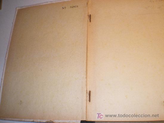 Libros antiguos: LOS CENTROS DE INTERES - ENSAYO DE ADAPT. DE UN METODO CIENTIFIC. DE ENSEÑANZA. 2º GRADO (1932) - Foto 4 - 20885992
