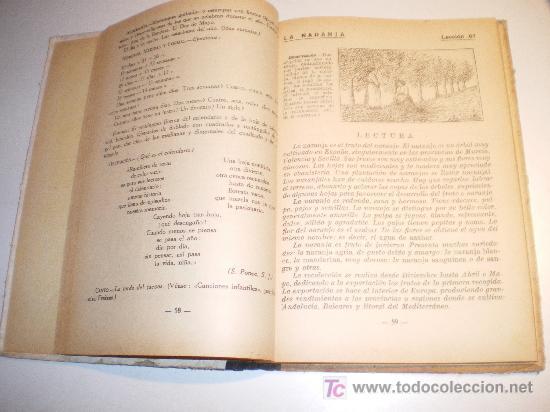 Libros antiguos: LOS CENTROS DE INTERES - ENSAYO DE ADAPT. DE UN METODO CIENTIFIC. DE ENSEÑANZA. 2º GRADO (1932) - Foto 6 - 20885992