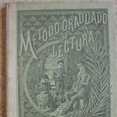 Libros antiguos: MÉTODO GRADUADO DE LECTURA, POR BENITO FITÓ Y ARMENGOU - 1896. Lote 22820150