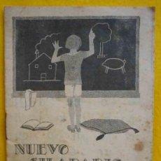 Libros antiguos: NUEVO SILABARIO FERNÁNDEZ. SATURNINO CALLEJA. APROX 1900. Lote 14054768