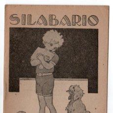 Libros antiguos: SILABARIO LIBRERIA ESCOLAR. HIJOS DE A. PEREZ. MADRID. Lote 14184350