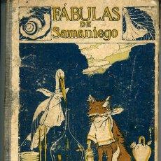 Libros antiguos: CALLEJA. FÁBULAS DE SAMANIEGO.. Lote 14540982