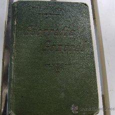 Libros antiguos: GEOGRAFIA GNERAL LÓPEZ DE VICUÑA. Lote 25494979