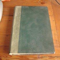 Livros antigos: LIBRO DE ESCUELA ELEMENTOS DE ÁLGEBRA POR LEOPOLDO CRUSAT PRATS. Lote 14967151