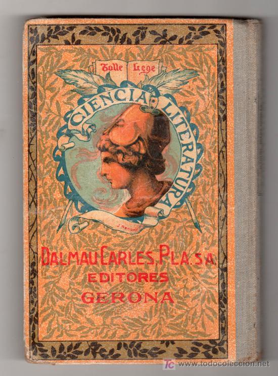 Libros antiguos: PAGINAS SELECTAS POR M. IBARZ BORRAS. DALMAU CARLES EDITORES 17ª ED. GERONA - MADRID 1933 - Foto 2 - 15202666