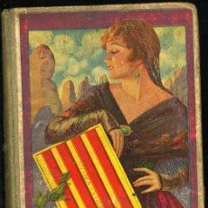 Libros antiguos: LA TERRA CATALANA (METODE COMPLET DE LECTURA CATALANA) ANTIGUO LIBRO DE ESCUELA. JOAQUIN PLA CARGOL. Lote 15260691