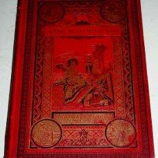 Libros antiguos: HISTORIA DE LAS BELLAS ARTES ILUSTRADA POR LOS SEÑORES MÉNDEZ BRINGAS, ANGEL Y VELA CON 110 LÁMINAS. Lote 26184795
