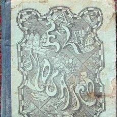 Libros antiguos: EL MOSAICO. PRIMERA EDICION. 1866.. Lote 26886655