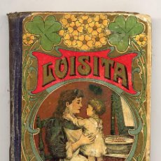 Libros antiguos: LIBRITO DE LECTURA AURORA LISTA. Lote 16182209