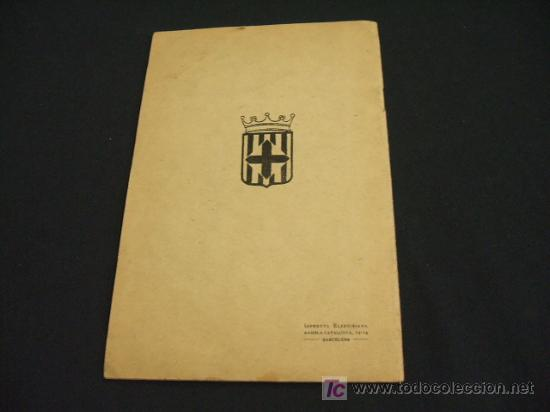 Libros antiguos: LIBRETO ORTOGRAFIA CATALANA AÑO 1.917 - SEGONS EL SISTEMA ADOPTAT PER LINSTITUT DESTUDIS CATALANS - Foto 5 - 23661966