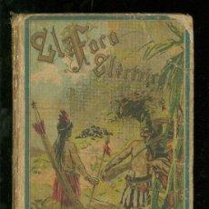 Libros antiguos: EL FOCO ELECTRICO. JOSE MUÑOZ ESCAMEZ. EDITORIAL CALLEJA. 156 PAG.. Lote 38430572