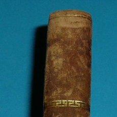 Libros antiguos: HISTORIA DE LA LITERATURA ESPAÑOLA. CURSO ELEMENTAL. MANUEL VIDAL RODRIGUEZ ( L03 ). Lote 26970779