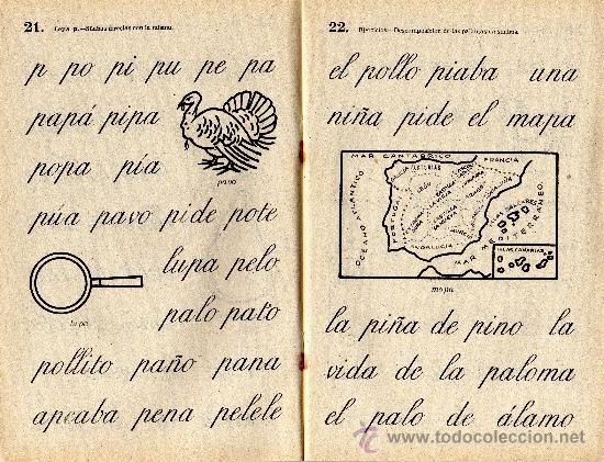Libros antiguos: RAYAS - CARTILLA SEGUNDA - VER FOTOS. - Foto 2 - 53214997