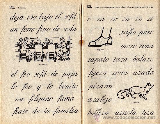 Libros antiguos: RAYAS - CARTILLA SEGUNDA - VER FOTOS. - Foto 3 - 53214997