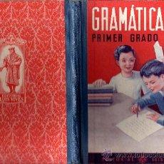 Libros antiguos: GRAMATICA PRIMER GRADO - COMO NUEVO - VER FOTOS. Lote 26913904
