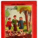 Libros antiguos: CUADERNO DE TRABAJOS Y DEBERES ESCOLARES.4º GRADO. EDITORIAL ROMA. BARCELONA. . Lote 18063488