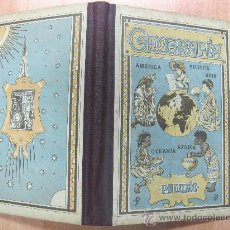 Libros antiguos: GEOGRAFIA PARA NIÑOS - ESTEBAN PALUZIE - AÑO 1925 - LIBRITO ESCOLAR. Lote 23594875