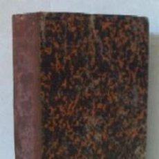 Libros antiguos: CURSO DE HISTORIA NATURAL - AÑO 1890 - LIBRO ESCOLAR. Lote 26232590