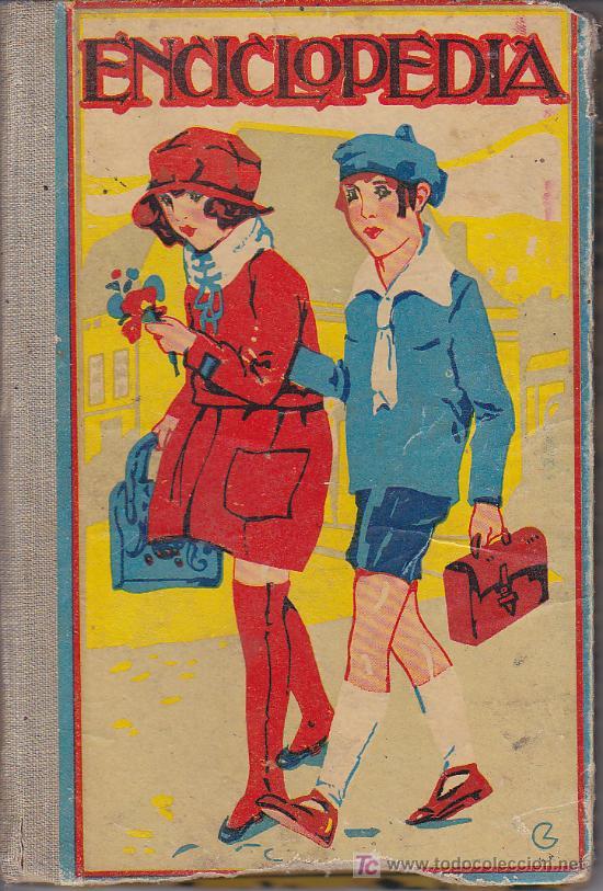 ENCICLOPEDIA CICLICO - PEDAGOGICA - JOSE DALMAU - 1932 (Libros Antiguos, Raros y Curiosos - Libros de Texto y Escuela)
