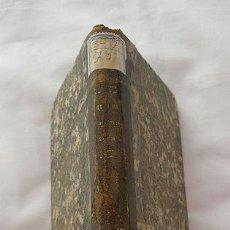 Libros antiguos: CURSO ELEMENTAL DE RETORICA Y POETICA 1863. Lote 23223602