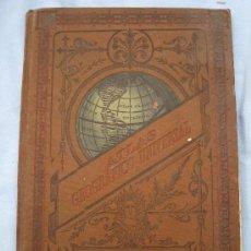 Libros antiguos: 1887.ATLAS PALUZIE GEOGRAFICO UNIVERSAL.18 MAPAS. Lote 26547252