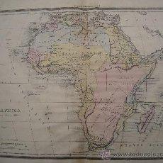 Libros antiguos: 1877.ATLAS GEOGRAFICO UNIVERSAL MALTE BRUN BASTINOS 18 MAPAS . Lote 26547254