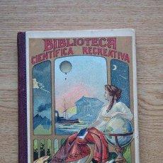 Libros antiguos: LAS AVENTURAS DE HUGO EN EL PALACIO DE LAS GOLONDRINAS. SARAH LORENZANA. . Lote 23811396