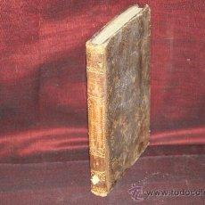 Libros antiguos: 0142- ELEMENTOS DE GEOMETRÍA, TOMO III, UNDÉCIMA EDICIÓN, TOMO III, MADRID,1848,LACROIX. Lote 24590683