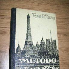 Livros antigos: MÉTODO DE FRANCÉS, RENÉ H. THIERRY.- LIBRO SEGUNDO-1930-COLECCIÓN MAGISTER- BAR,. Lote 25305266