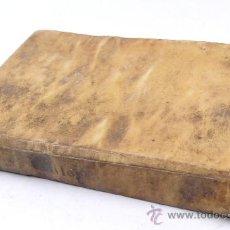 Libros antiguos: GRÁMATICA DE LA LENGUA CASTELLANA DIRIGIDA A LAS ESCUELAS, 7º IMPRESIÓN, BARCELONA 1825. Lote 25383629