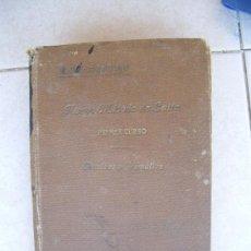 Libros antiguos: NUEVO METODO DE LATIN - 1º CURSO - EJERCICIOS DE GRAMATICA - 1930. Lote 27876712