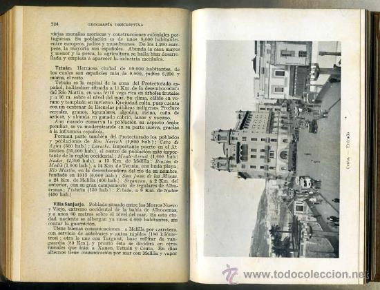 Libros antiguos: PALUZIE : GEOGRAFÍA GENERAL (1930) ABUNDANTES MAPAS Y LÁMINAS - Foto 3 - 28549700