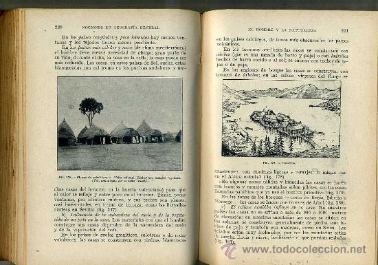 Libros antiguos: BALLESTER RUBIO : NOCIONES DE GEOGRAFÍA GENERAL (1935) - Foto 2 - 28549241
