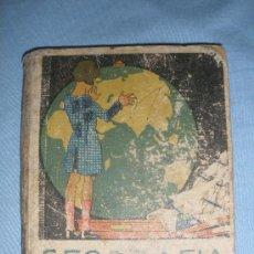 Libros antiguos: GEOGRAFIA PARA NIÑOS,SATURNINO CALLEJA.. Lote 28560083