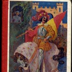 Libros antiguos: A TRAVÉS DE ESPAÑA - JUAN LLACH CARRERAS - AÑO 1913. Lote 28682396