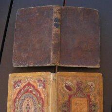 Libros antiguos: 1865 Y 1840: LOTE DE DOS LIBROS DE EDUCACIÓN PARA LA MADRE Y LA MUJER, FEMINISMO. Lote 28750276