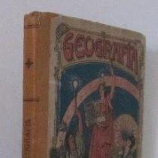 Libros antiguos: GEOGRAFIA - SEGUNDO GRADO - AÑO 1922 - LIBRO ESCOLAR. Lote 28885866