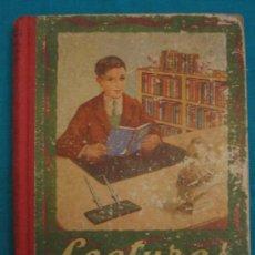 Libros antiguos: LECTURAS GRADUADAS. EDITORIAL LUIS VIVES S.A. Lote 29591978