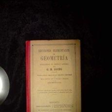 Libros antiguos: LECCIONES DE LENGUA CASTELLANA . Lote 30105168