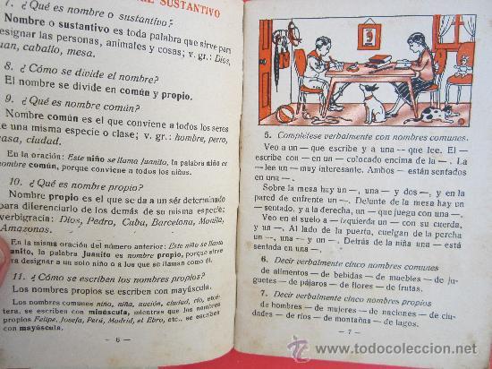 Libros antiguos: cartilla moderna de gramatica , 1928 editorial FTD , libro escolar - Foto 4 - 30174256