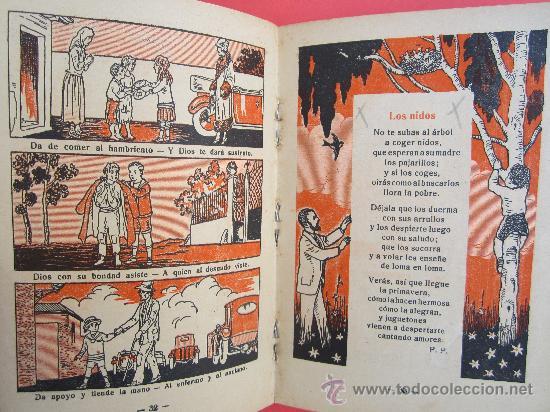 Libros antiguos: cartilla moderna de gramatica , 1928 editorial FTD , libro escolar - Foto 6 - 30174256