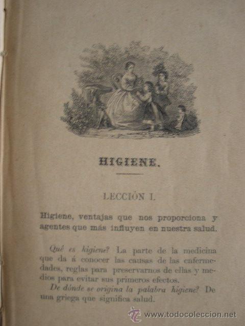 Libros antiguos: PRINCIPIOS DE HIGIENE Y ECONOMIA DOMESTICA. ANTONIO CARRETERO.1896.HIJOS DE SANTIAGO RODRIGUEZ.BURG - Foto 3 - 30314980