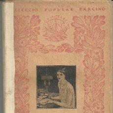 Libros antiguos: CORRESPONDENCIA FAMILIAR I DE SOCIETAT C A JORDANA MODELS CARTES COMENTARIS GRAMATICALS BARCINO 1931. Lote 30674719