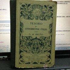 Libros antiguos: LECTURAS CIENTIFICAS Y AMENAS-- BRUÑO--. Lote 32027936