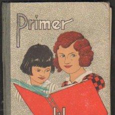 Libros antiguos: PRIMER LIBRO. LECTURA, ESCRITURA Y DIBUJO (A-ESC-1263). Lote 32273059