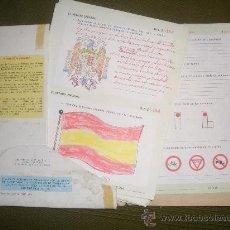 Libros antiguos: FICHAS DE ACTIVIDADES 5ºCURSO.GEOGRAFIA E HISTORIA DE ESPAÑA.AÑO 1972.EDICIONES S.M.. Lote 33490075