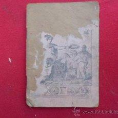 Libros antiguos: LIBRO NOCIONES DE GEOMETRIA D. FRANCISCO VIVENS SANCHIS 1901 VALENCI L-2049. Lote 33715052