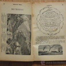 Libros antiguos: ANTIGUO LIBRO DE TEXTO DE GEOGRAFIA PARA NIÑOS - ESTEBAN PALUZIE Y CANTALOZELLA - AÑO 1.901, 2º GRAD. Lote 34051418