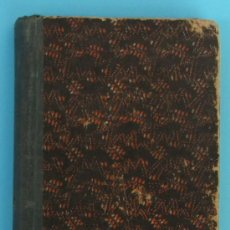 Libros antiguos: PROGRAMA DE UN CURSO DE HISTORIA NATURAL. JOSE MORLAU. EST. TIP. SUCESORES DE RIVADENEYRA, 1883.. Lote 35891506