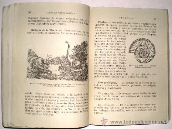 Libros antiguos: JOSE M. FONT TULLOT: CIENCIAS COSMOLOGICAS - TERCER CURSO. - Foto 2 - 35977547